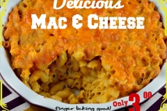 Irie 5 Star Mac & Cheese